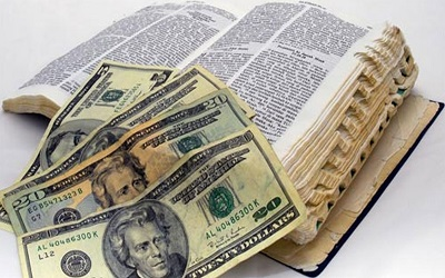 Money Is An Active Agent Working Against Christendom